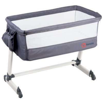 Patut 2 in 1 Co-Sleeper Theo Dark Grey foto