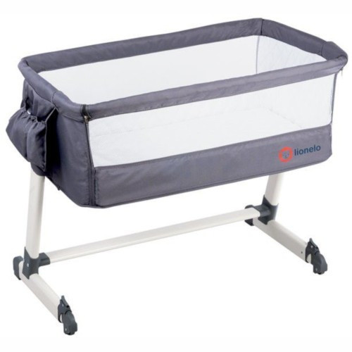 Patut 2 in 1 Co-Sleeper Theo Dark Grey