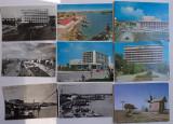 Lot 9 Carti Postale RPR + RSR Tulcea - Anii 1960-1970