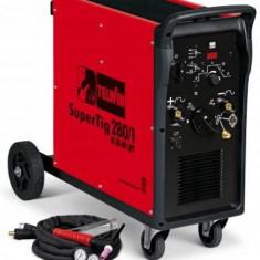 Aparat de sudura Telwin SUPERTIG 280/1 AC/DC-HF/LIFT, 400 V