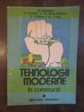 TEHNOLOGII MODERNE IN CONSTRUCTII-R.SUMAN