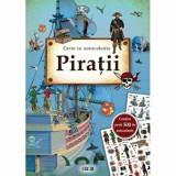 Cumpara ieftin Piratii (carte cu autocolante)/Timo Schumacher