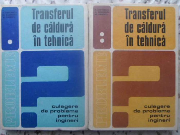 TRANSFERUL DE CALDURA IN TEHNICA VOL.1-2 CULEGERE DE PROBLEME PENTRU INGINERI -