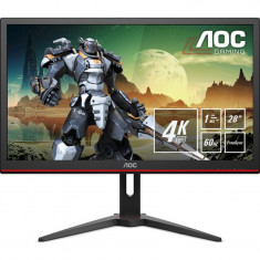 Monitor LED AOC Gaming G2868PQU 28 inch 4K 1ms Black FreeSync