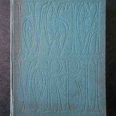 ANTON PANN - POVESTEA VORBII (1958, ilustratii de Eugen Taru)