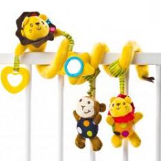 Spirala cu jucarii Lion pentru patut/carucior