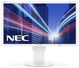 Monitor IPS LED Nec 23inch EA234WMi, Full HD (1920 x 1080), HDMI, DVI, VGA, DisplayPort, USB, 6 ms, Boxe, Pivot (Alb)