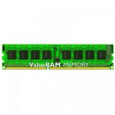 Memorie Kingston ValueRAM 8GB DDR3 1600MHz CL11