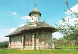 Carte poștală, mănăstirea Moldovița