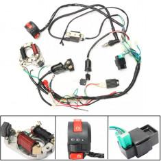Instalatie Electrica + Magnetou + Bobina + CDI ATV 70cc - 90cc