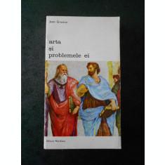 JEAN GRENIER - ARTA SI PROBLEMELE EI