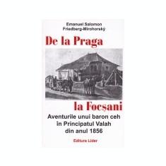 De la Praga la Focsani