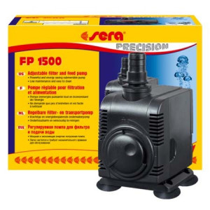 Sera Filter and Feed FP1500 30596, Pompa recirculare