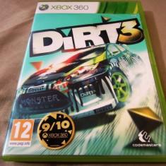 Joc Dirt 3, XBOX360, original, alte sute de jocuri!, Curse auto-moto, 12+, Multiplayer
