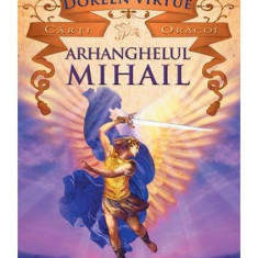 Arhanghelul Mihail. Cărți oracol. Un set de 44 de cărţi oracol şi un ghid
