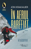 In aerul rarefiat | Jon Krakauer, Humanitas Fiction