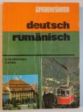 GHID DE CONVERSATIE GERMAN-ROMAN de GHEORGHINA HANES , 1980