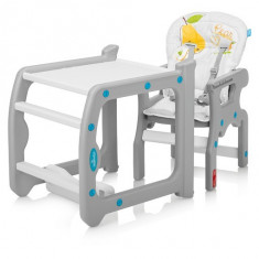 Scaun de masa 2 in 1 Baby Design Candy 09 Beige 2019