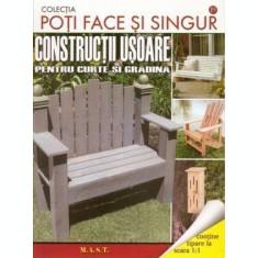 Construcții ușoare pentru curte și grădină