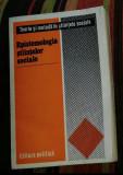 Epistemologia stiintelor sociale / aut. colectiv