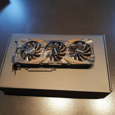 Placa video 8GB - GeForce GTX 1080 G1 Gaming, NVIDIA