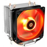Cooler procesor ID-Cooling SE-913-R iluminare rosie