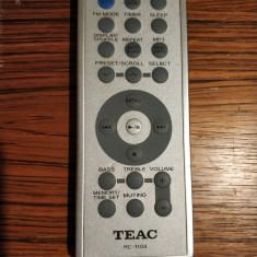 Telecomanda Teac RC-1104 originala de la TEAC MC-DX220iDAB