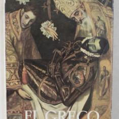 EL GRECO par JEAN CASSOU , 1950