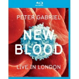 PETER GABRIEL NEW BLOOD LIVE IN LONDON (bluray)