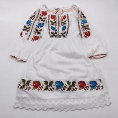 Rochie traditionala fetite Anabela