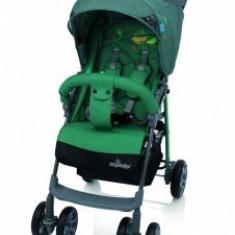 Carucior sport copii 6 luni-3 ani BabyDesign Mini Green