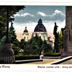 Targu Mures Biserica romana unita,greco-catolica,ed.I.Gh 1931