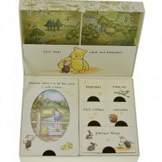 Disney Classic Pooh cutie pentru copii cu compartimente