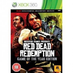Red Dead Redemption GOTY Edition XB360 / Xbox One