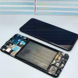 Display Samsung Galaxy A50 A505 negru