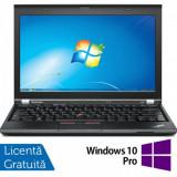 Laptop LENOVO Thinkpad x230, Intel Core i7-3520M 2.90GHz, 4GB DDR3, 120GB SSD, Fara Webcam, 12.5 Inch + Windows 10 Pro