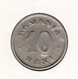 Romania 1900 10 bani, Nichel