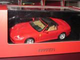 Macheta Ferrari 575 Superamerica 2005 IXO 1:43