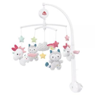 Carusel muzical mobil - Aiko & Yuki PlayLearn Toys foto