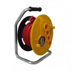 Prelungitor pe rola cu tambur 50M 3X2.5