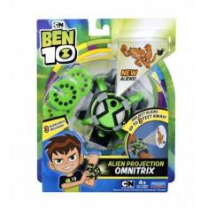 Ceas Playmates Ben 10 Omnitrix cu Proiector