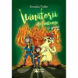 Vanatorii de fantome si spiritele de foc | Cornelia Funke, Booklet
