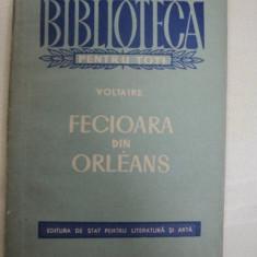 VOLTAIRE-FECIOARA DIN ORLEANS