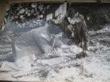 Film/teatru Romania - fotografie originala (25x19)-Impucaturi sub clar de luna 4
