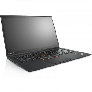 Laptop Lenovo Refurbished X1 Carbon 14 inch HD+ Intel Core i7-3667U 8GB DDR3 128GB SSD SSD Windows 10 Home Black