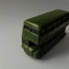 bnk jc Matchbox MB 694 Double Decker Bus