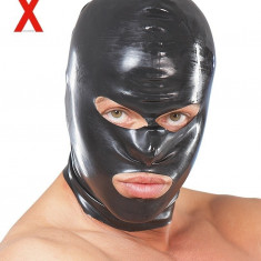 Masca Latex Negru