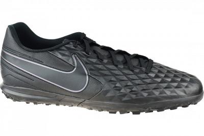 Ghete de fotbal Nike Tiempo Legend 8 Club TF AT6109-010 pentru Barbati foto