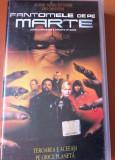 FANTOMELE DE PE MARTE   - FILM  CASETA VIDEO VHS