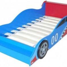 Pat Copii Fun cu cadru din lemn Racing Car